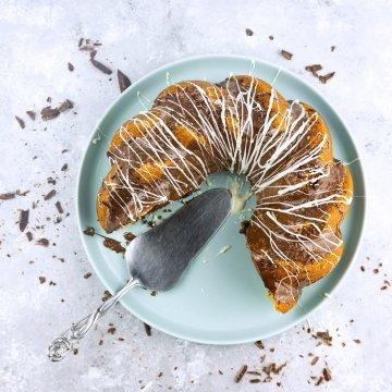 Marmorgugelhupf
