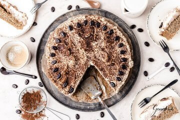 Capuccino Torte