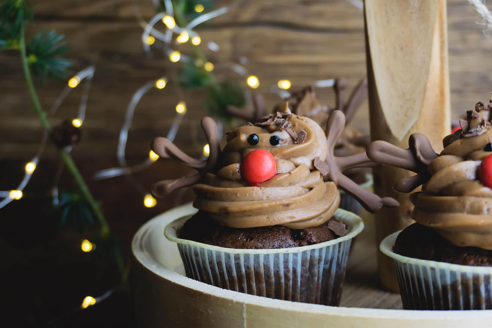 Rentier-Cupcakes2
