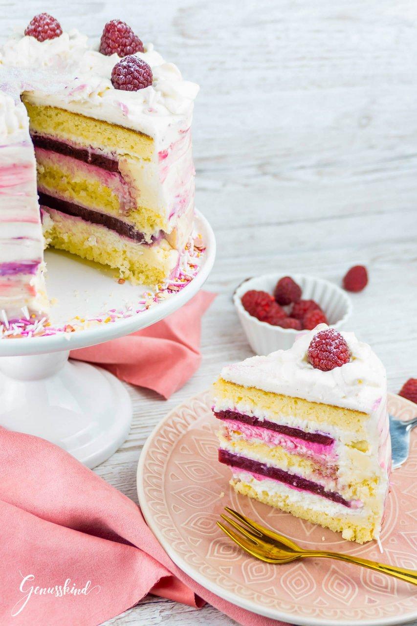 Himbeer-Zitronen-Torte2