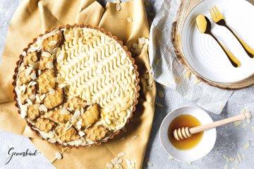 bienenstich-tarte