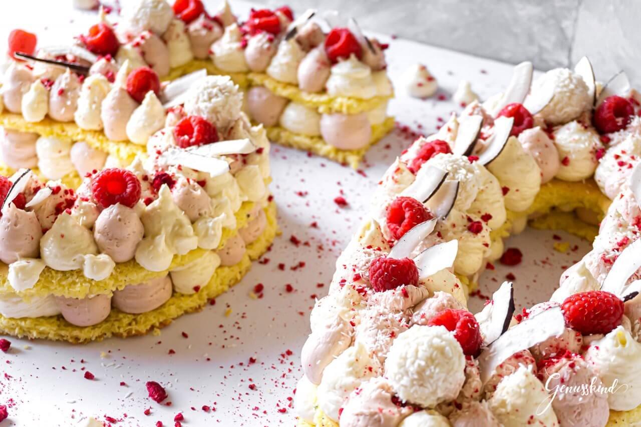 Lettercake Rezept So Einfach Gelingt Der 2