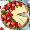Erdbeer-Vanille Tarte