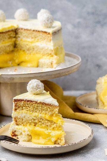 Mango-Kokos Torte